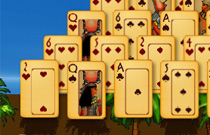 Play Pyramid Solitaire Ancient Egypt