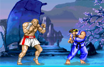 Play Street Fighter 2