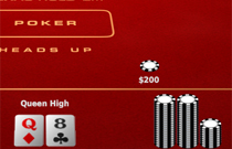 Play Texas Hold'em Poker Heads Up